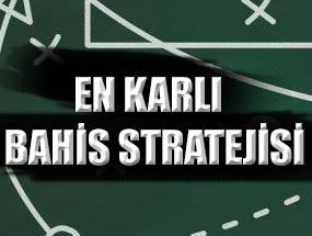 En Karlı Bahis Stratejisi Hangisidir ?
