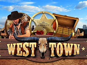 West Town Online Slot Oyunu