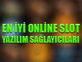 En iyi Online Slot Yazılım Sağlayıcıları