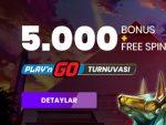 Tipobet Play'n GO turnuvası