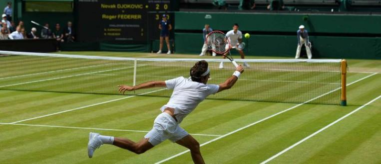 tenis karşılaşmaları