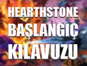 Hearthstone Başlangıç Kılavuzu
