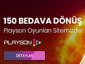 Tipobet Playson Slot Kampanyası