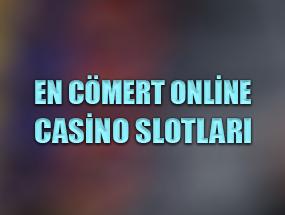 En Cömert Online Casino Slotları